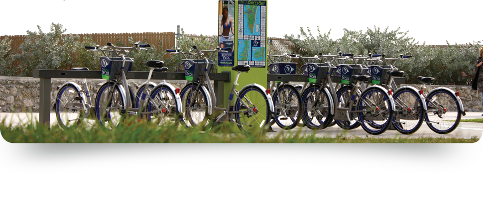 bicycle rentals miami beach